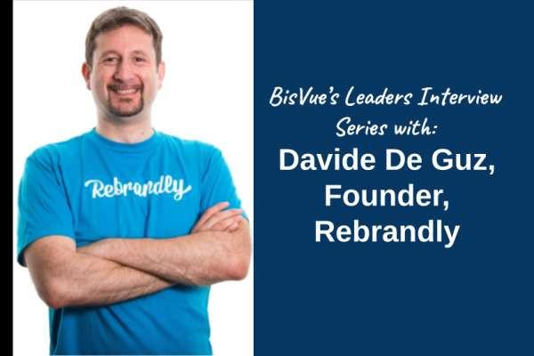 Interview with Davide De Guz, the Founder of Rebrandly, a Leading Link Management Platform