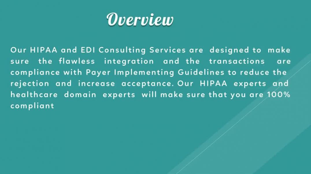 DreamSoft4u HIPAA Implementation and Consultancy Services