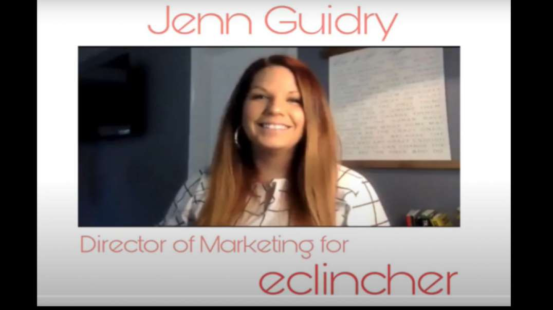 BisVue.com Growth Marketing Interview with Jenn Guidry, Senior Director Of Marketing, eclincher