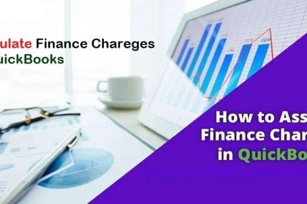 QuickBooks Desktop: Assess Finance Charges in QuickBooks