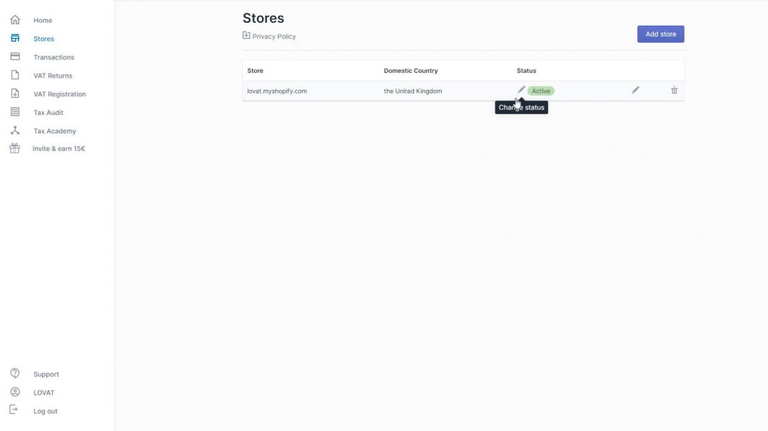 How to upload your shopify transactions