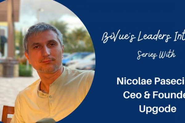 Interview with Nicolae Pasecinic, Founder & CEO at UPQODE