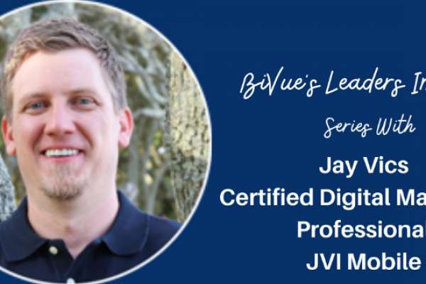 Interview with Jay Vics, Certified Digital Marketing Professional at JVI Mobile