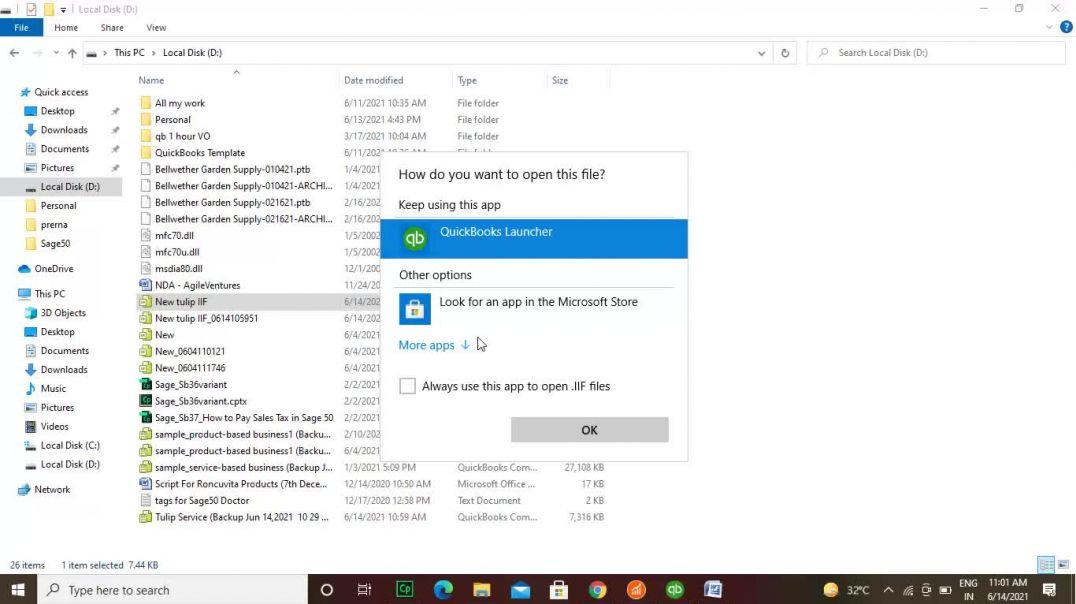 How to Import IIF Files into QuickBooks Desktop?