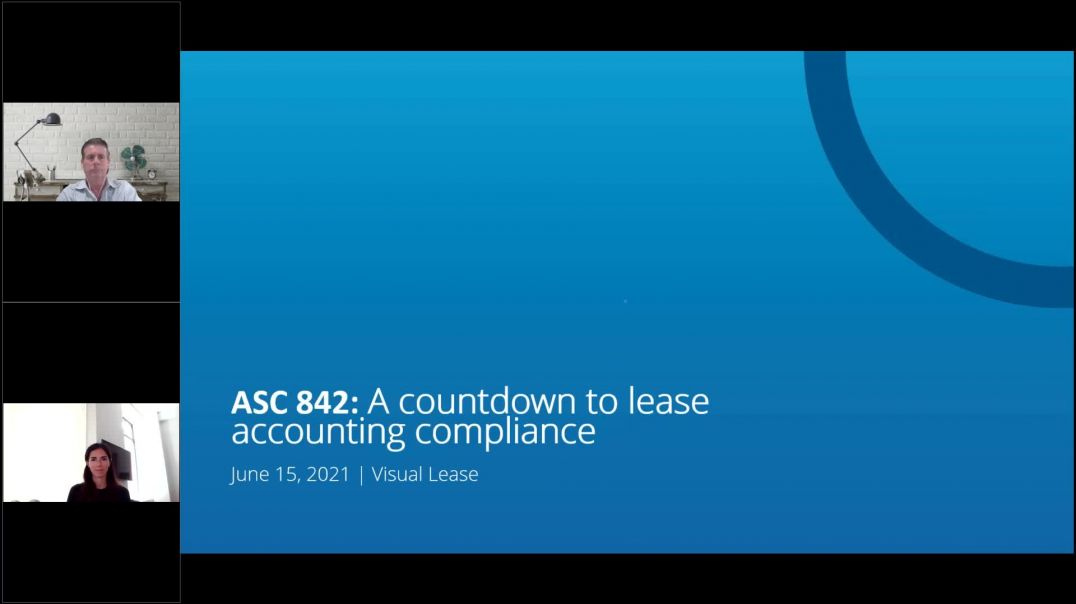 On-demand webinar: ASC 842: A countdown to lease accounting compliance