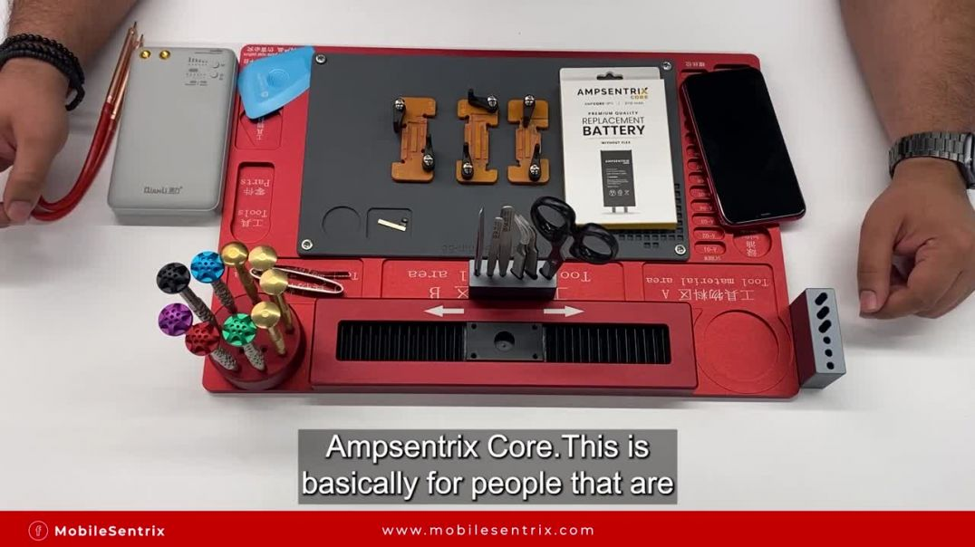 Introducing AMPSENTRIX CORE!