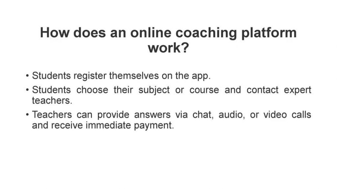 Launch Online Coaching Business