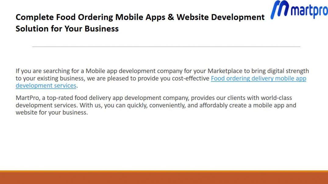 Online Food Ordering Industry in UAE