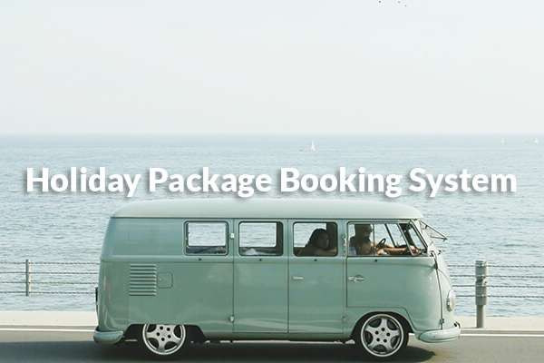 Holiday Package Management System