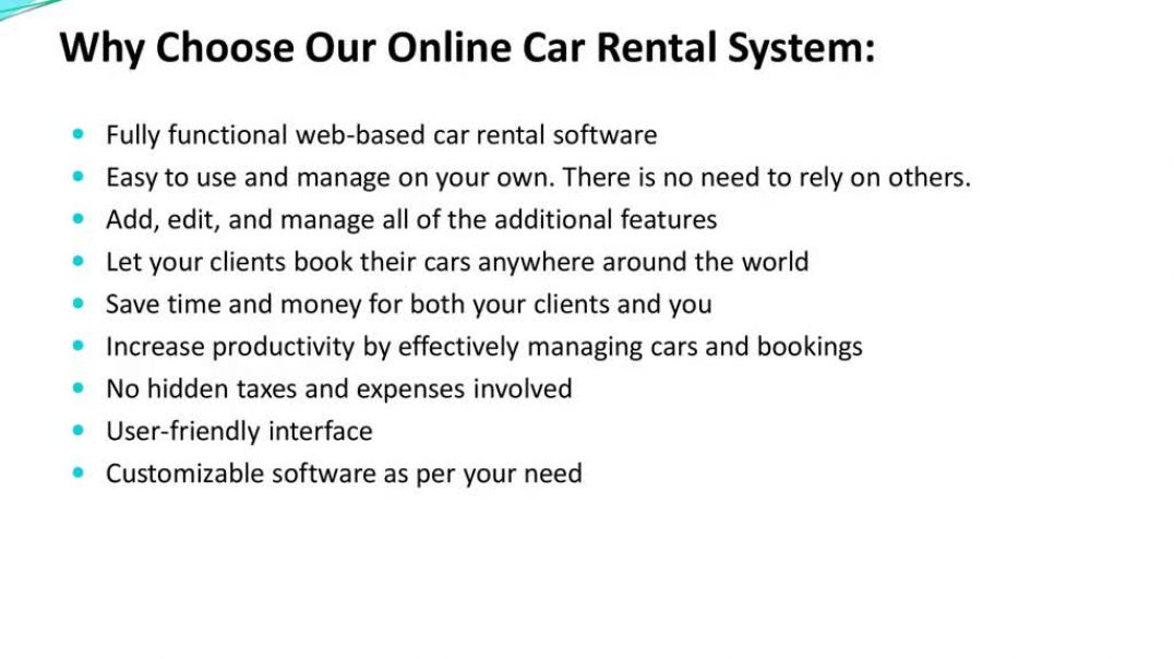 How Implementing Online Car Rental System Brings Business