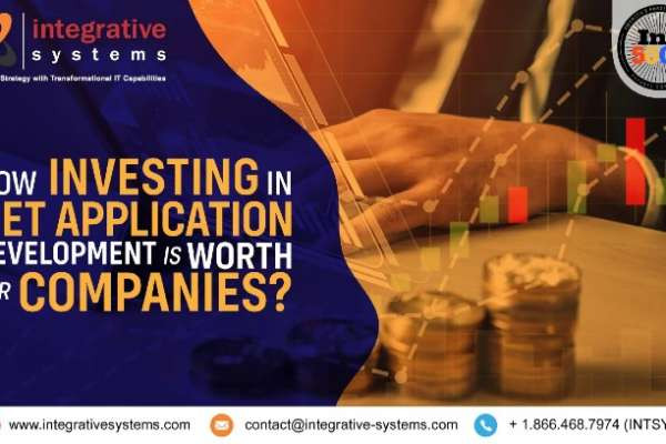 How Investing in .Net Application Development is Worth for Companies?