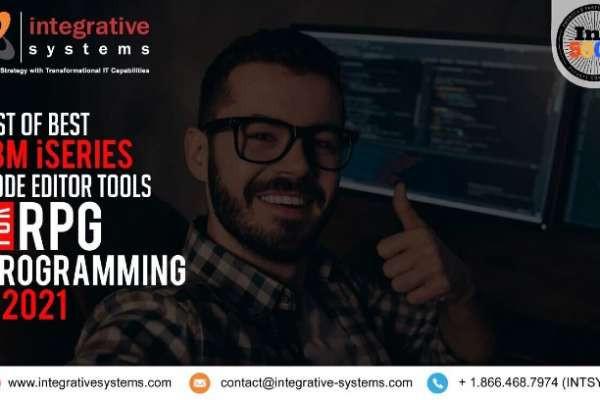 List of Best IBM iSeries Code Editor Tools for RPG Programming in 2021
