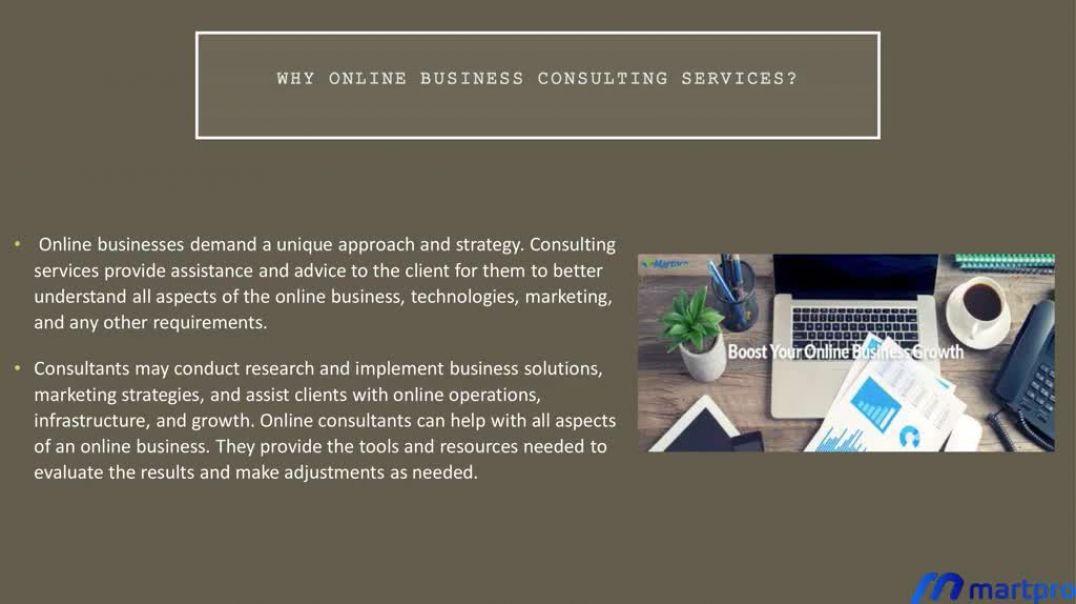 Online Business Consultation Services
